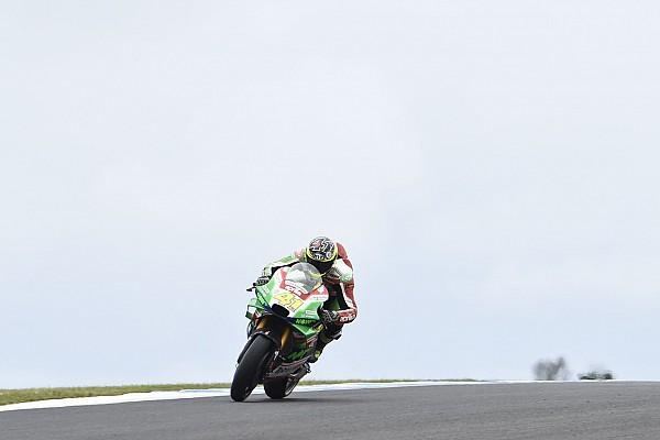 MotoGP Espargaró quebra dedo em queda na Austrália