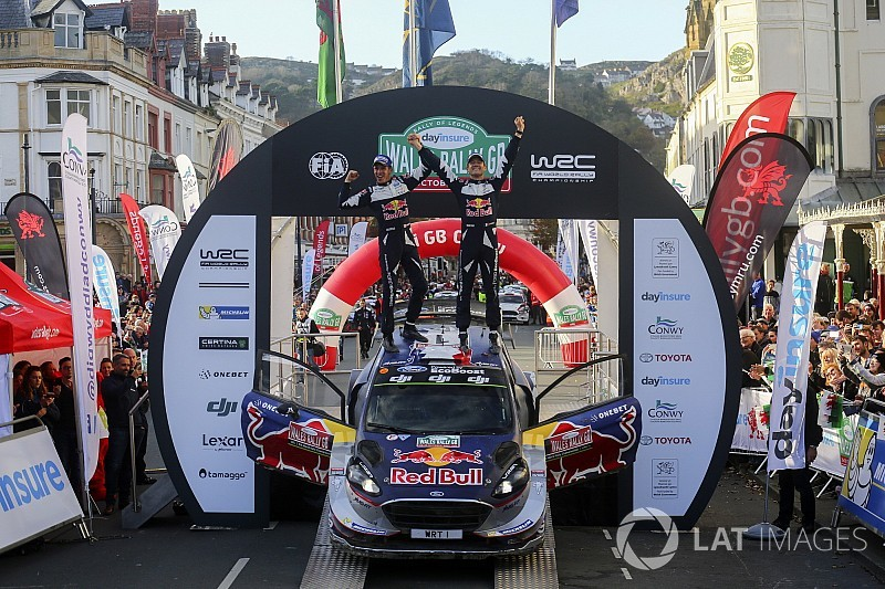Las 20 historias de 2017: #17 Ogier lleva a M-Sport a la gloria en el WRC