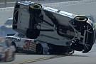 NASCAR Cup Что бывает, когда машина NASCAR ловит прокол на овале: видео