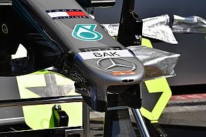 F1-es technikai képgaléria Bakuból: igazi ínyencségek
