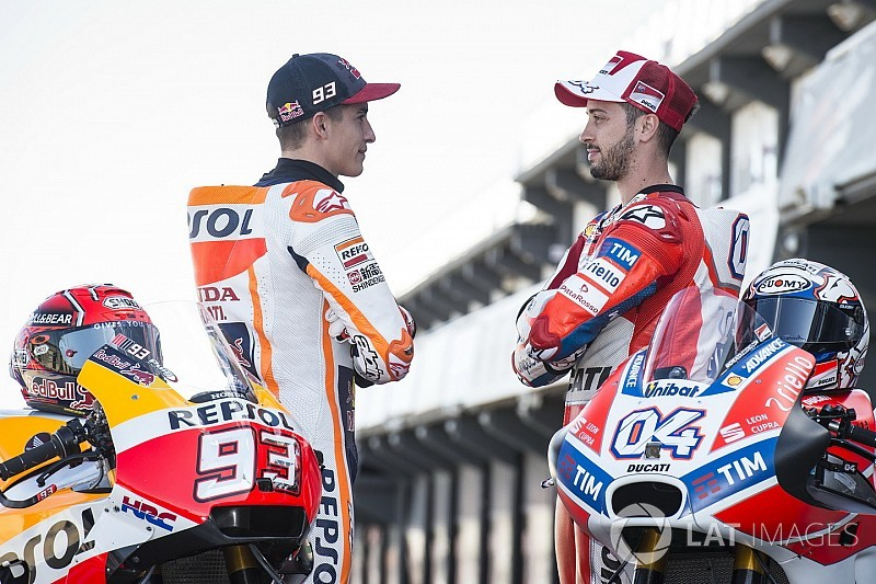 "Dovizioso: Marquez's lack of ""restraint"" gives me title hope"
