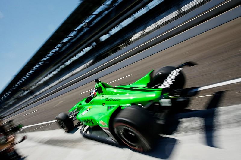[IndyCar] 丹妮卡·帕特里克顺利通过印地重返测试
