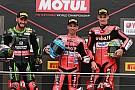 World Superbike Melandri y Ducati doblegan a las Kawasaki oficiales en Australia