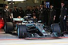 Mercedes, aerodinamik avantaj için motoru küçülttü