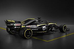 Formula 1 Breaking news Renault F1 team partners Spain's top football league
