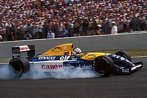 Mansell: Eski yarışlarla bugünün yarışlarını karşılaştıramazsınız