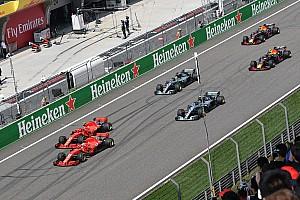 Fórmula 1 Declaraciones Raikkonen estuvo muy cerca de chocar con Vettel en la salida