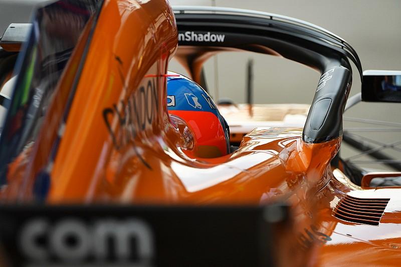 Alonso monta nuevas piezas en el motor y se acerca a las sanciones