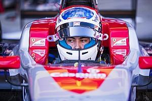 GP3 Новость Алези выиграл дождевой спринт GP3 в Барселоне