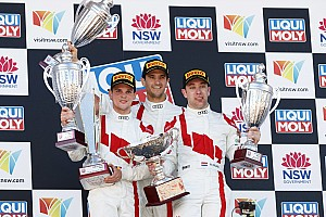 Endurance Reporte de la carrera Audi gana las 12 horas de Bathurst tras un fuerte accidente