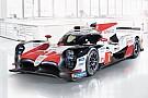 WEC Toyota представила ліврею машини для суперсезону WEC