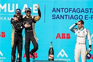 Formule E Réactions Buemi