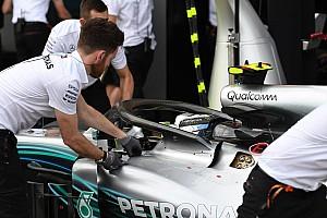 Sin haber disputado una carrera, Bottas ya está en riesgo de sanción