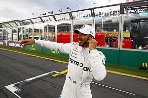 Formule 1 Résultats Vidéo - La grille de départ du GP d'Australie