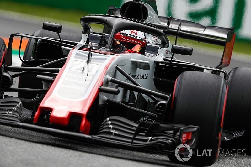 Haas pilotları hafta sonu için iyimser