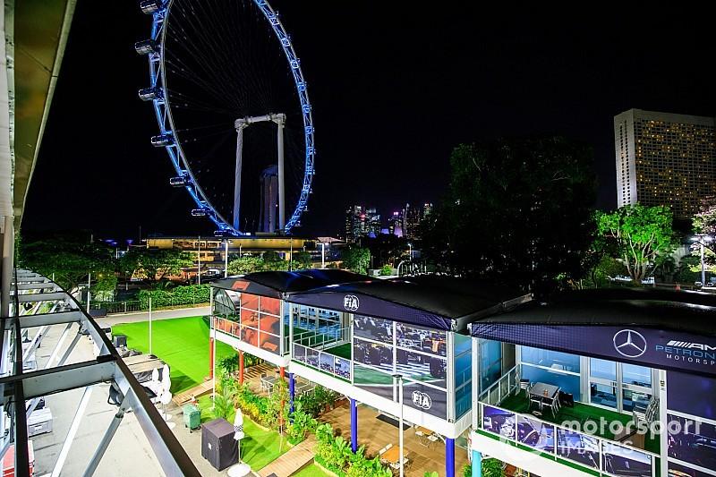 Галерея: найкращі моменти старту гоночного вікенду Гран Прі Сінгапуру