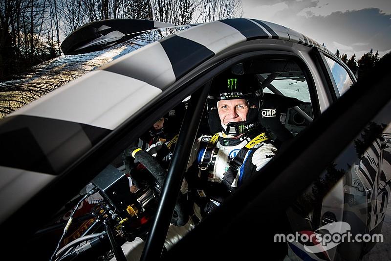 Solberg, listo para volver al WRC con el Volkswagen Polo R5