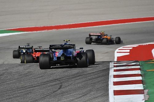 COTA addressing bumps for F1 race in wake of MotoGP problems