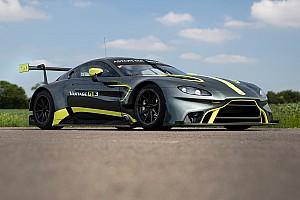 Garage 59 switches to Aston Martin from McLaren