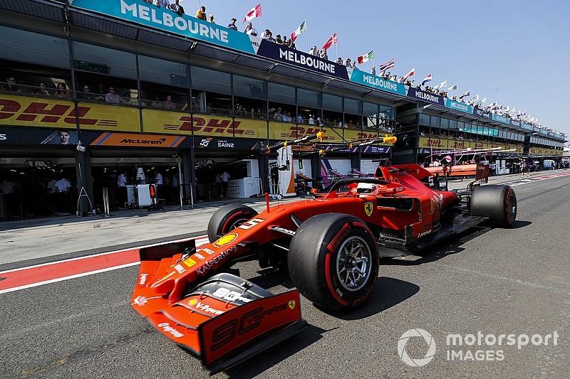 A meglepett Vettel szerint a Ferrarinak