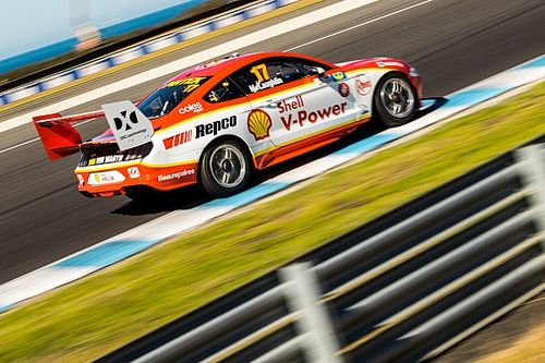 Supercars hits Mustang with parity aero changes