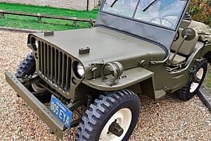 Este Jeep Willys, que fue propiedad de Steve McQueen, puede ser tuyo