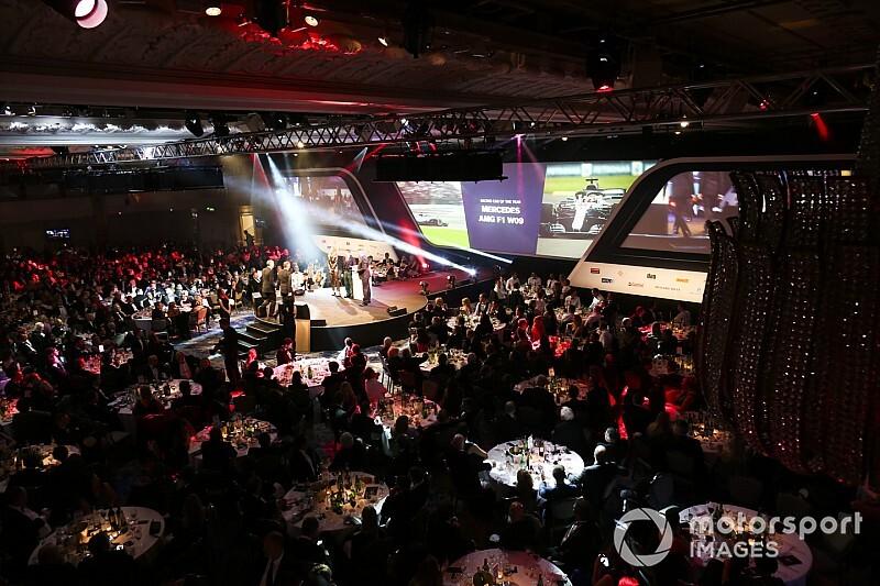 Найважливіша ніч світу гонок - премія Autosport Awards зібрала гоночне суспільство разом