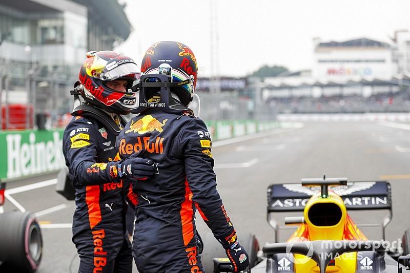 Horner wil dat Ricciardo en Verstappen 'synchroon rijden' bij start