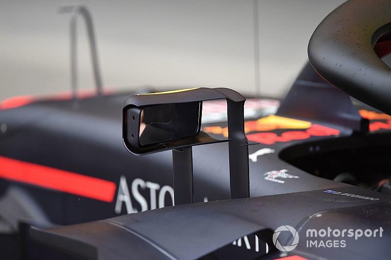 Rückspiegel ade? Formel-1-Fahrer fordern Rückfahrkameras