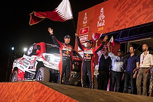 El principe qatarí que ganó el Dakar con tres marcas diferentes