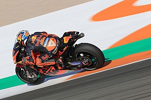 Espargaro won't be