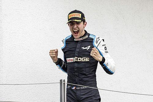 Van zero tot hero: De mysterieuze omslag van F1-coureur Ocon