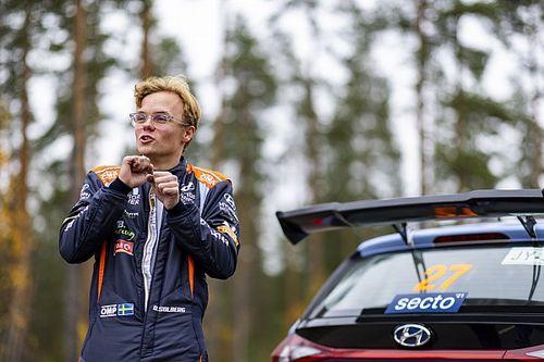 Oliver Solberg promu chez Hyundai pour 2022