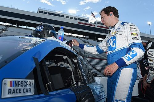 "Keselowski: Bar to reach Cup Series has ""lowered significantly"""
