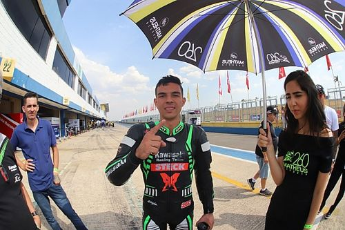 Trágico accidente en el SuperBike Brasil en Interlagos