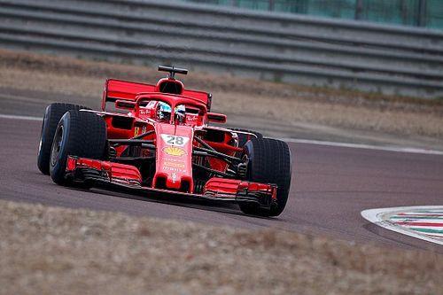 Ferrari: Alesi sulla SF71H, 30 anni dopo il debutto di Jean!
