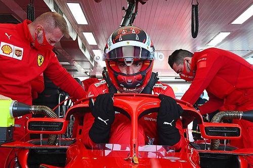 Ferrari Lakukan Restrukturisasi Departemen Teknik