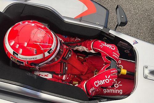 Enzo Fittipaldi estreia na Indy Pro 2000 no Alabama no fim de semana