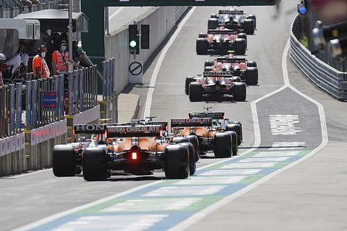 La 'amenaza' de Ricciardo a los que no respetan el pacto de caballeros