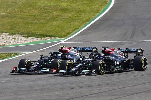 F1: Mercedes troca chassis de Bottas e Hamilton para GP da França