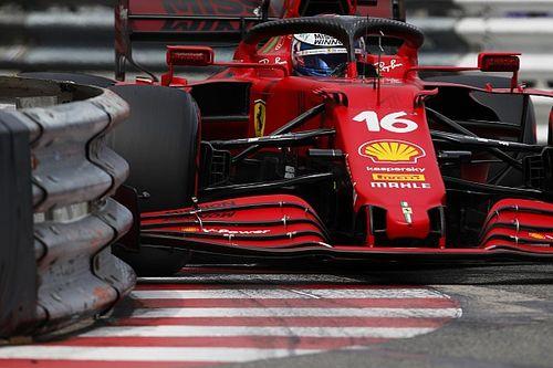 Qualifs - Charles Leclerc en pole... et dans le mur !