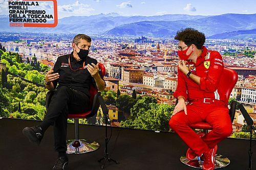 Steiner: semmit nem ér, hogy meg tudjuk verni a Ferrarit, ha nem szerzünk pontokat