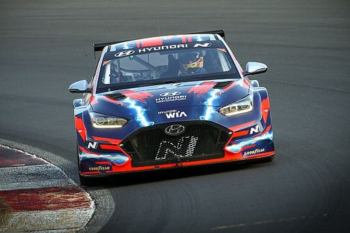ETCR: Farfus girerà con la Hyundai Veloster a Daytona