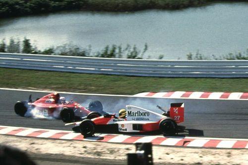 El día que Senna cobró revancha ante Prost en Suzuka
