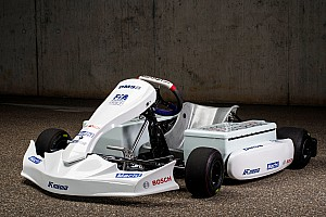 Karting Nieuws Mogelijke elektrische kart voor FIA eKarting Cup gepresenteerd