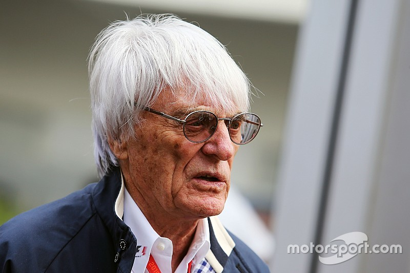 "Ecclestone: Liberty wants to ""get rid of my history"""