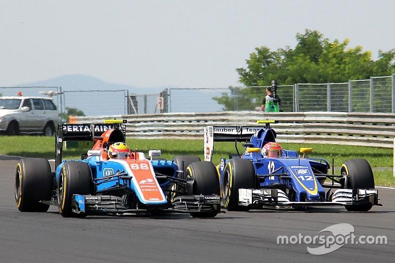 Наср: Для Sauber не критично випередити Manor
