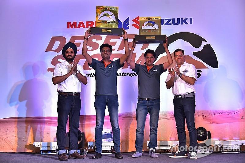 Desert Storm, Leg 6: Rana, Santosh victorious in Xtreme and Moto class