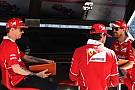 Formula 1 Vettel ve Raikkonen, yeni turbolarla grid cezalarına bir adım daha yaklaştılar