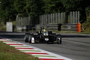F3 Europe Relato da corrida Norris lidera 1-2-3 da Carlin e vence em Monza: Piquet é 16º